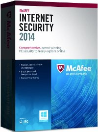 Дёшево ключи для McAfee Internet Security