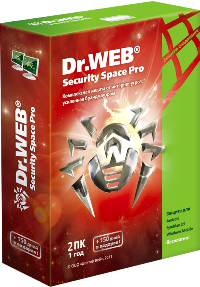 Дёшево ключ для dr web security space 11 (2016)